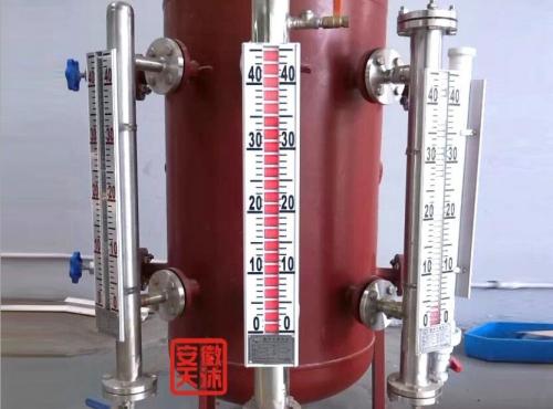 磁翻板带远传UHZ浮标消防水箱液位计