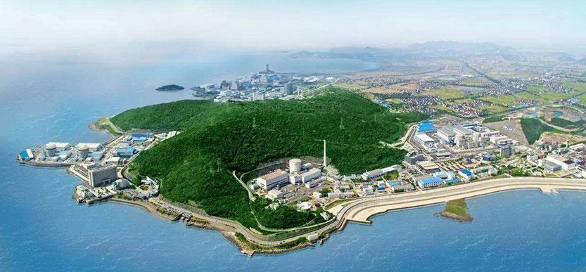 秦山核电站铠装热电阻