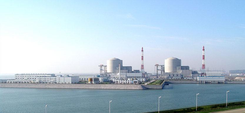 田湾核电站端面热电阻